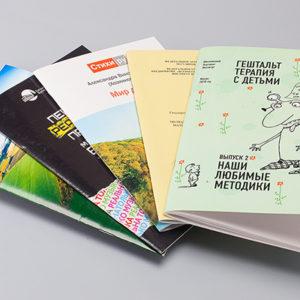 Печать брошюр срочно