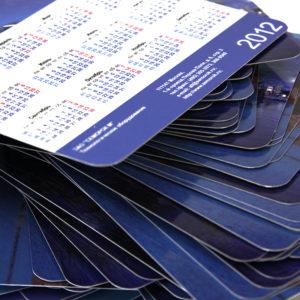 Календарики на заказ